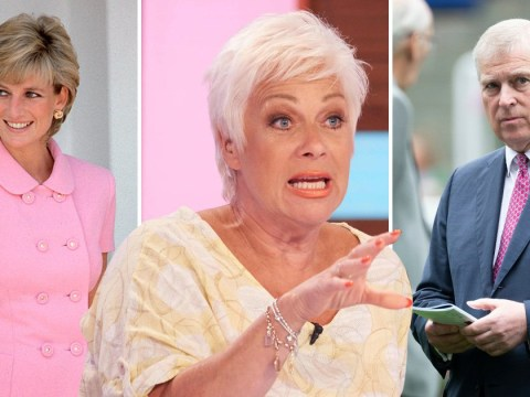 Denise Welch accuses Prince Andrew of 'disrespecting' Princess Diana shortly after her death