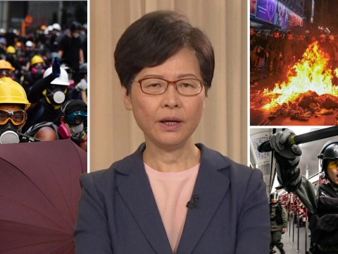 Hong Kong withdraws extradition bill after months of violent protests