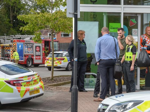 Four children and two adults injured in 'acid attack' in Birmingham