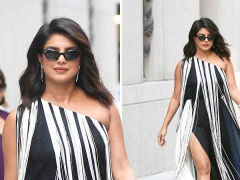Priyanka Chopra looks pretty pleased with herself in New York after landing new Netflix movie