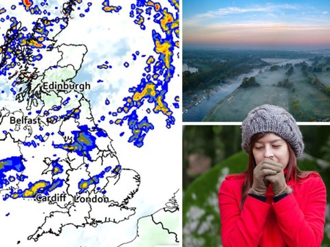 Early taste of winter on the way as Met Office warns of frost