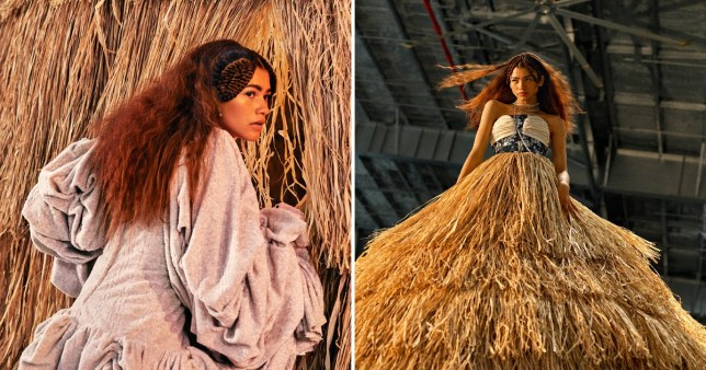 Zendaya celebrates black womanhood with stunning Garage photoshoot