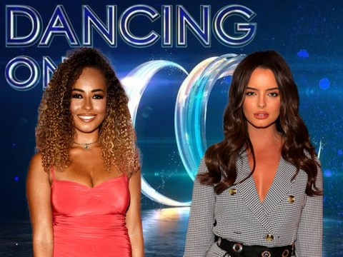 Dancing On Ice bosses 'ditch Love Island winner Amber Gill for new series' and want Maura Higgins instead