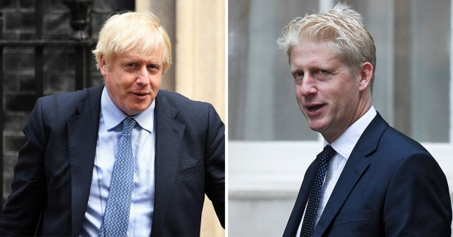 boris johnson and jo johnson