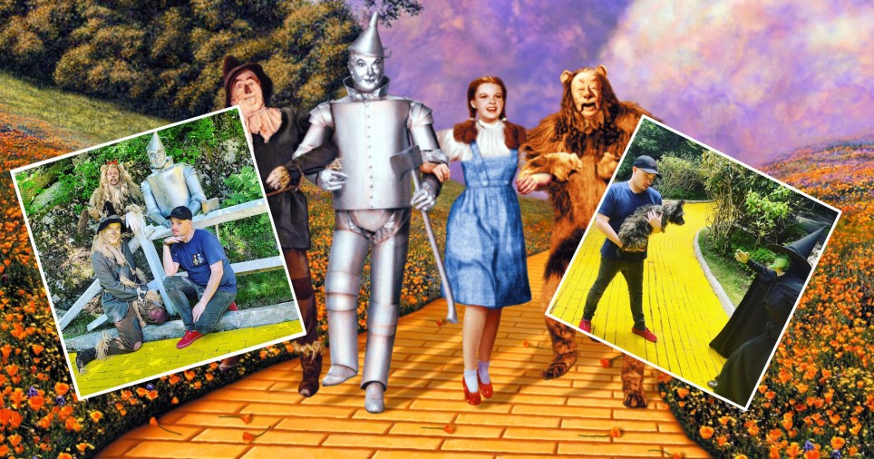 Wizard Of Oz superfan