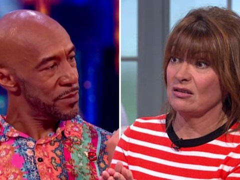 Danny John-Jules slams Lorraine Kelly for not 'defending him' over Strictly Come Dancing 'bullying' claims