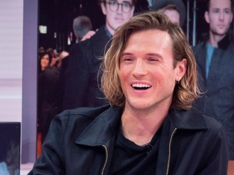 Dougie Poynter reveals he was invited to ex Ellie Goulding's wedding but thought it was inappropriate