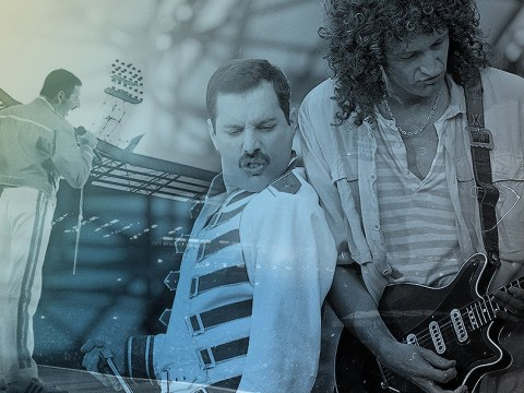 Brian May shares rare Freddie Mercury clip on star's birthday a reminder why Queen's frontman is iconic