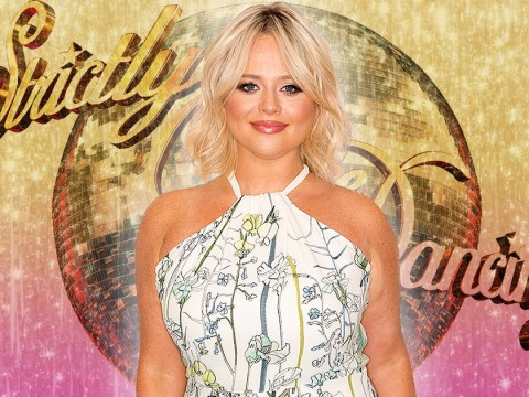 Is Emily Atack going to replace Jamie Laing on Strictly Come Dancing?