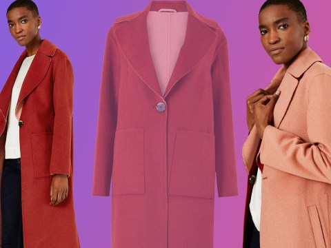 M&S launches a reversible coat – giving you two winter warmers for the price of one