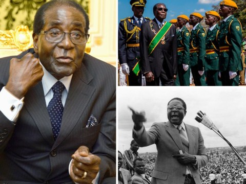The world reacts to former Zimbabwe leader Robert Mugabe's death
