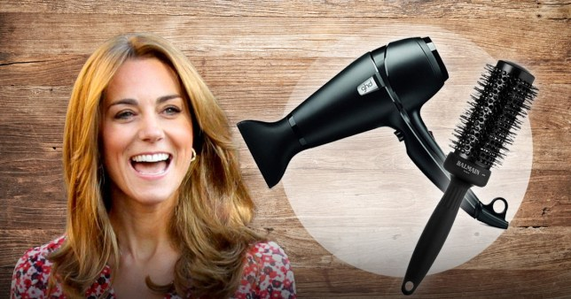 how to get a perfect blow dry at home