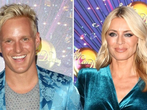 Jamie Laing will be replaced on Strictly Come Dancing confirms Tess Daly: 'I find out who it will be on Sunday'