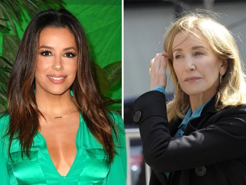 Eva Longoria writes emotional letter of support for Felicity Huffman amid college admissions scandal