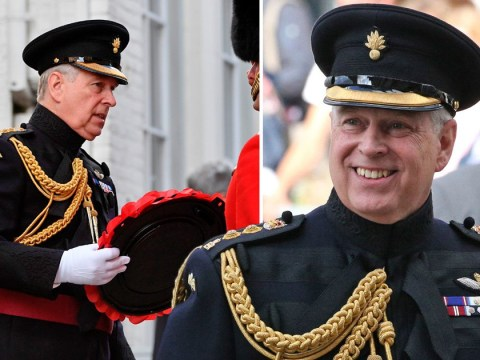 Prince Andrew attends first major international event since Jeffrey Epstein death