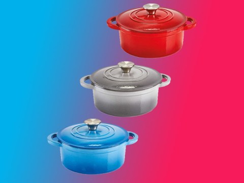 Aldi is selling Le Creuset cookware dupes with prices starting at £3.49