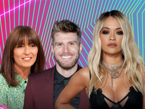 The Masked Singer confirms Rita Ora will join forces with Davina McCall on star-studded panel
