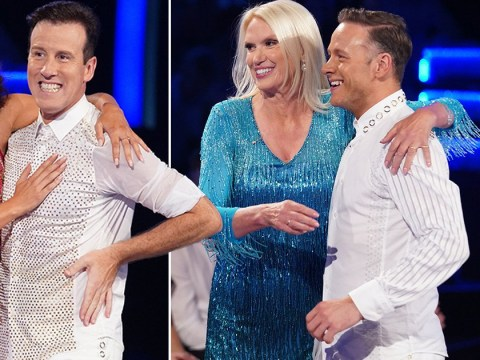 Strictly viewers shocked by this year's pairings as Anneka Rice partners Kevin rather than Anton