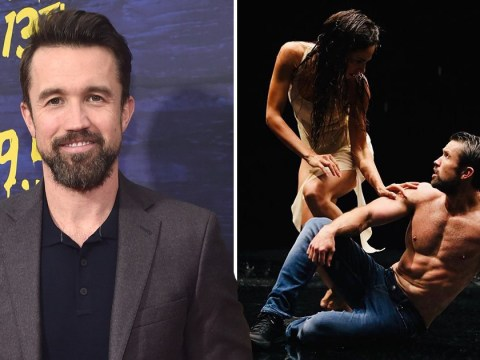 It's Always Sunny's Rob McElhenney calls for Emmy for Mac's dance sequence as show is snubbed again