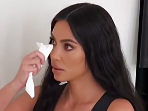 Kim Kardashian in tears as she tests positive for lupus and rheumatoid arthritis