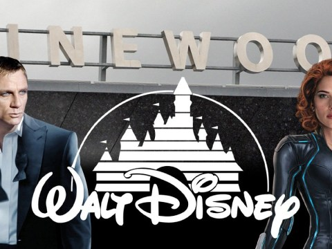 Disney's move to Pinewood Studios will be major 'threat' for BBC and ITV