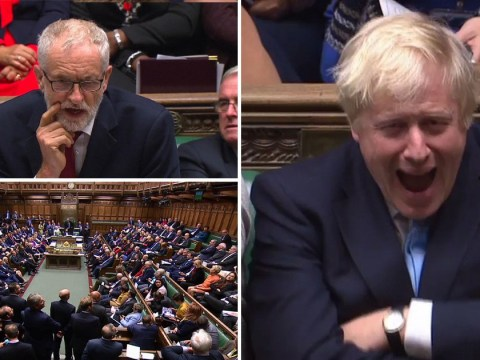 Boris' second motion for early election thrashed in parliament