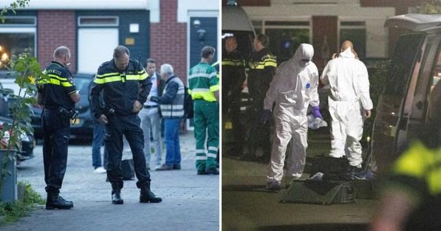 Shooting in Dordrecht