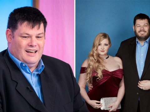 The Chase star Mark Labbett confirms he and wife Katie are still together: 'Our priority is our son'