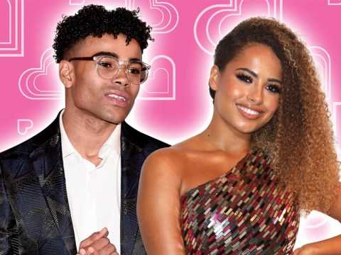 Love Island's Amber Gill 'cosies up to Malique Thompson-Dwyer' after split from Greg O'Shea