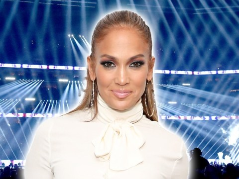Jennifer Lopez is all for performing at the Super Bowl: 'I can't say I wouldn't love it'