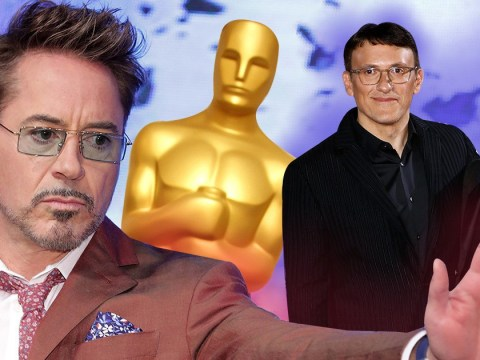 Avengers: Endgame directors think Robert Downey Jr deserves Oscar for 'profound performance'