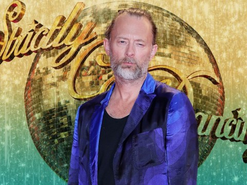 Radiohead's Thom Yorke was asked to do Strictly Come Dancing and he's just as surprised as you