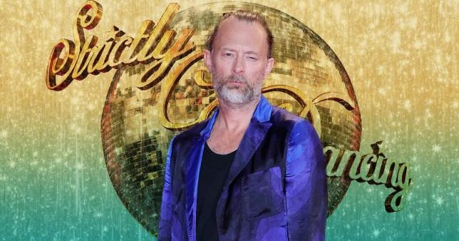 Thom Yorke Strictly Come Dancing