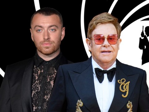 Sorry Ed Sheeran, Sam Smith tips Elton John for James Bond theme tune