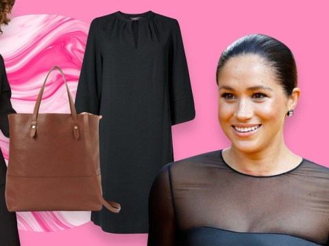 Meghan Markle's clothing collection with M&S and John Lewis goes on sale