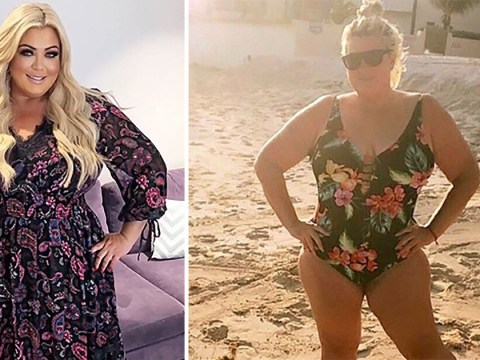 Gemma Collins shows off her dramatic weight loss after promoting controversial injections