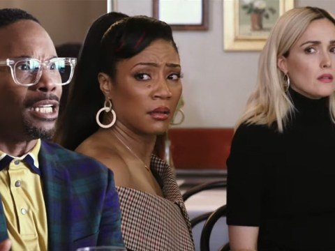 Tiffany Haddish and Rose Byrne are in full boss mode for Like A Boss trailer as Billy Porter endures 'tragic moment'
