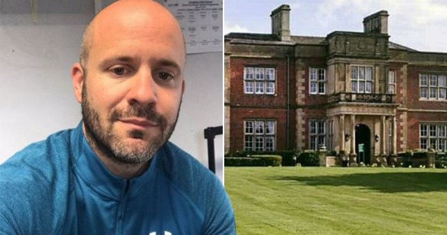 Chris Naylor was banned from teaching from dancing closely to pupils and hugging and kissing them (Picture: BPM Media)