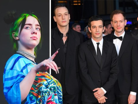 Billie Eilish, The 1975 and Stormzy lead Q Award nominations as battle for best track begins