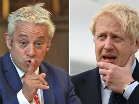 Speaker John Bercow vows to get 'creative' to stop Boris breaking law over Brexit