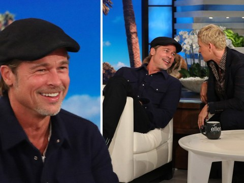 Ellen DeGeneres reveals she might have dated Brad Pitt's ex but she's not saying who