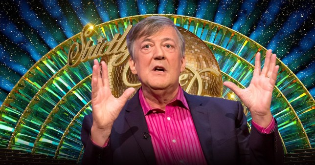 Stephen Fry admits he hates Strictly Come Dancing and talks six stone weight loss