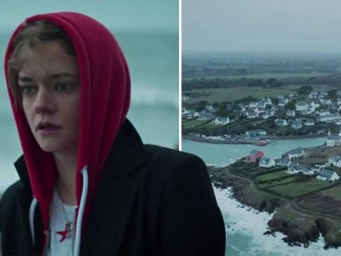 Where is Netflix's Marianne filmed and who is in the terrifying show's cast?