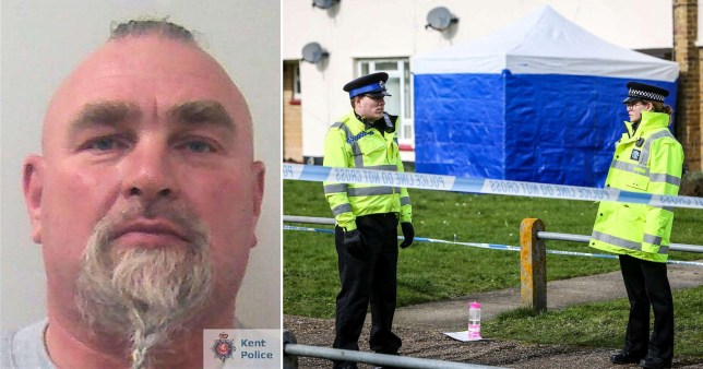 Jeffery Mills mugshot, the scene of the killing