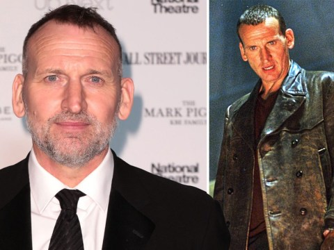 Doctor Who star Christopher Eccleston reveals battle with anorexia almost drove him to suicide