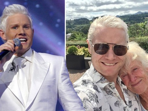 X Factor's Rhydian Roberts asks fans to pray for his mum who is in a critical condition after a fall