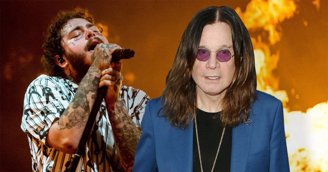 Ozzy Osbourne says working with Post Malone helped him get back on track after recent health scares