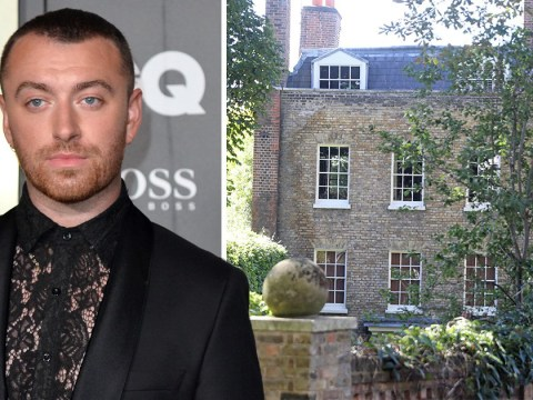Sam Smith drops £12million on Grade II listed mansion after coming to terms with lifelong struggle