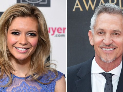 Pregnant Rachel Riley joins Gary Lineker to mute haters on social media by hitting mute