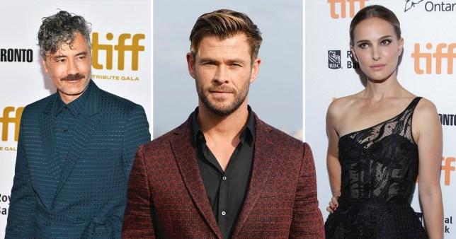 Chris Hemsworth is still Thor, Taika Waititi confirms, Natalie Portman is just in it